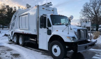 Used 2007 International 7400 DT570 with 20 yd McNeilus Rear Loader full
