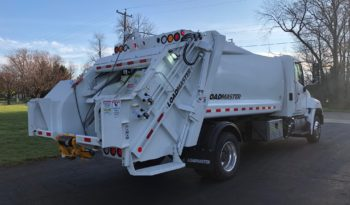 P115688 | New 2020 Hino with 10 yd LoadMaster Elite High Compaction Rear Loader full